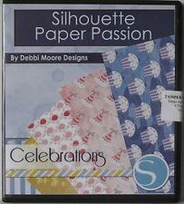 1 x Debbi Moore Designs Silhouette Paper Passion Celebrations CD Rom (294753)