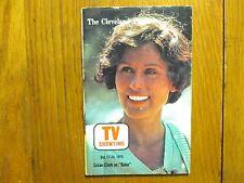 Oct-1975 Cleveland Press TV Showtime(SUSAN CLARK/SUSAN BROWNING/MICHAEL SARRAZIN