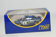 . IXO RALLY CAR SUBARU IMPREZA 555 RAC RALLY 1995 MCRAE RINGER MINT BOXED