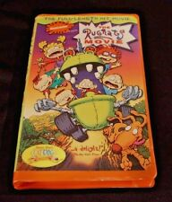 The Rugrats Movie -VHS Video- Full Length Hit Movie 1998