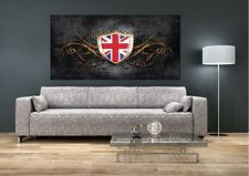 Wandtattoo/Aufkleber  ENGLAND Great Britain London Fahne flag