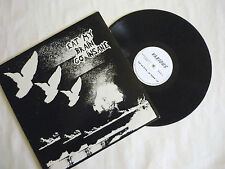 Eat My Brain,Go Insane (Various)-LP(Anti-Cimex,Mob 47,Asocial,Bedrovlerz,Swedish