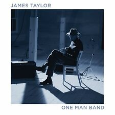 JAMES TAYLOR - ONE MAN BAND  CD NEU