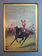 POSTCARD Wonder Book of Soldiers 1914 LIFE GUARDS Cover Modern Card 1991