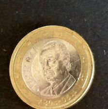 1 Euro Münze Spanien Prägejahr 2005 aus Umlauf Sammlerstück!