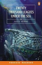 Twenty Thousand Leagues Under the Sea, Level 1, Penguin Readers (Pengu-ExLibrary