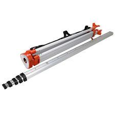 Portable 5m  Section Dumpy Laser Level Staff + 1.63M Aluminum Tripod