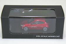 Mazda DEMIO 2014 Mazda2 Soul Red Premium Metallic Dealer Box 1/64 no kyosho
