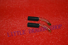 1 PAIR Carbon Brushes 5mm x 5mm x 16mm for Generic Electric Motor A379
