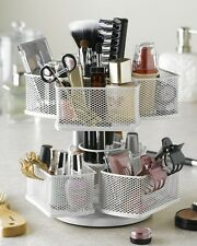 Cosmetic Makeup Organizer Carousel Hold Storage Stand Vanity Beauty Accessories