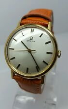 Vintage rare omega slim rare dial mens watch