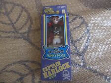 Takatoku Japan 1978 Captain Harlock / Albator 78 Funky Pose New !!