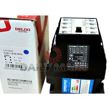Brand New in Box Delixi CJX1-12/22 AC Contactor 12A 24V