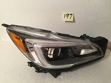 2015 2016 SUBARU LEGACY XENON HID RIGHT SIDE HEADLIGHT COMPLETE! OEM15 16