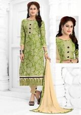 Radiant Cotton Embroidered Salwar Suit Dress Material D.NO NKT532