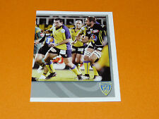 N°210 ACTION 2 CLERMONT ASM AUVERGNE PANINI RUGBY 2007-2008 TOP 14 FRANCE