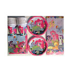 MY LITTLE PONY - Birthday Party Supply Kit Pack Set for 16