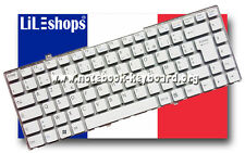 Clavier Fr AZERTY Sony Vaio VGN-FW5 VGN-FW51JF/H VGN-FW51MF/H VGN-FW51ZF/H