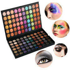 Pro 120 Warm Color Eyeshadow Makeup Palette Eye Shadow Kit Cosmetic Set Make up