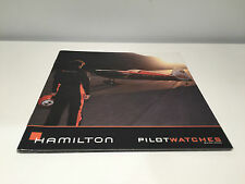 New - HAMILTON - Pilot Watches - Instruction Manual - Watches Relojes - English