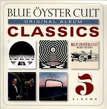 Original Album Classics [Box] by Blue ™yster Cult (CD, Aug-2013, 5 Discs,...