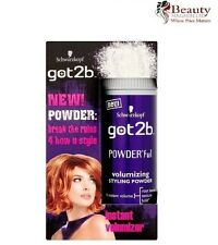 Schwarzkopf Got2b Hair Volumizing Styling Powder Instant Volume Root Boost 10g