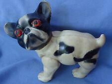 1920 FRENCH BULLDOG CELLULOID TOY 5""