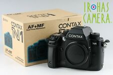 Contax N1 35mm SLR Film Camera With Box #9808E1