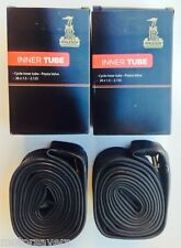 "2 x Raleigh Road Bike Inner Tubes 26"" Mountain Bike With Presta Valves"