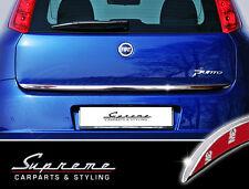 FIAT Punto 3,Evo & Grande,Tipo 199,2005-oggi 3M bordo cromato,Barra posteriore