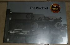The World of L.G.B. Model Train Catalog Trains Catalogue 1990