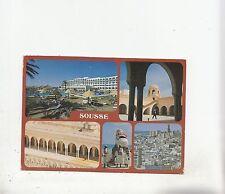 BF26952 sousse et l hotel el kanta  tunisia front/back image