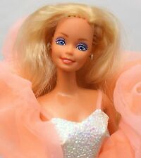 Vintage 1985 Mattel Peaches and Cream Barbie Doll - Taiwan