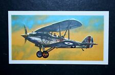 HAWKER HART         Illustrated  Card  VGC