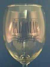 Mount Palomar Winery Wine Glass from Temacula, California