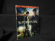 Supernatural: The Complete First Season ***GREAT CONDITION***
