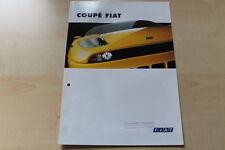 88902) Fiat Coupe - Österreich - Prospekt 06/1994