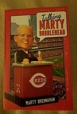 Cincinnati Reds Talking Marty Bobblehead