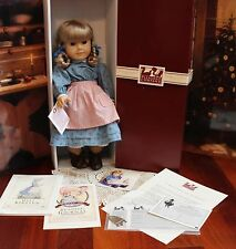 American Girl Doll Kirsten, West Germany White Body Doll In Original Box! Mint!