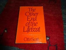 The Other End of the Lifeboat-Otto Scott-South Africa SIGNED 1st Ed HC/DJ 1985