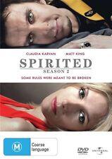 Spirited : Season 2 (DVD, 2012, 3-Disc Set)