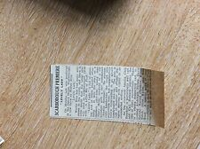 m6-2 ephemera 1949 show review scarborough opera house walter ellis