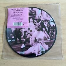 """RED HOT CHILI PEPPERS - Hump De Bump 7"""" Picture Disc"""