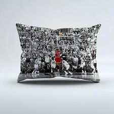 "NEW Michael Jordan Chicago Bulls Standard Size 30"" x 20"" Bedroom Pillow Case"