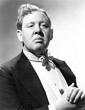 CHARLES LAUGHTON OLD TIME FILM STARS  A4 REPRODUCTION PHOTO PRINT