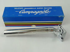 Campagnolo Super Record 25mm seatpost vintage Road racing bicycle NOS