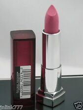 New Maybelline ColorSensational Lipcolor Lipstick-135 Make Me Pink-Low Bid
