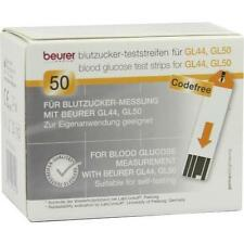 BEURER GL44/GL50 Teststreifen 50 St
