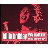 Billie Holiday - Lady in Autumn (The Best of the Verve Years, 1991) 2 x CD