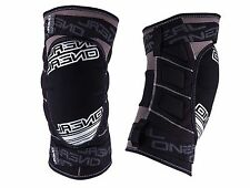 O'Neal Sinner Comfort Velcro® Straps Cycling Knee Guard Protection Grey Size XL